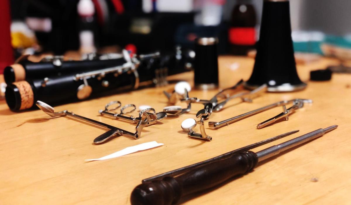 Proč si nechat opravit hudební nástroj právě u mě?